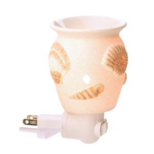 Seashells Scentsy Nightlight Warmer