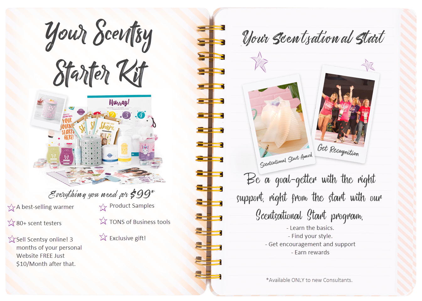 how to join scentsy