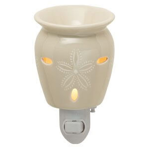 scentsy mini sand dollar
