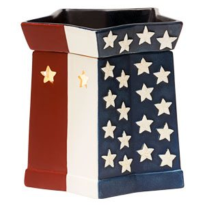 Scentsy Star Spangled Warmer
