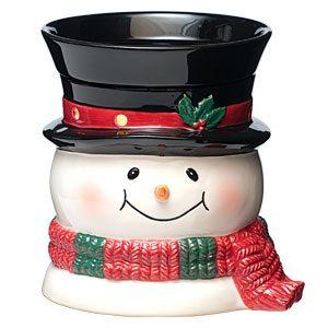 Bluster snowman