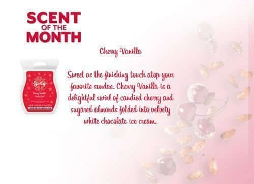 scent of the month cherry vanilla