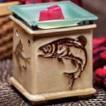 scentsy fish fly warmer