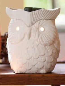 Scentsy Owl Warmer
