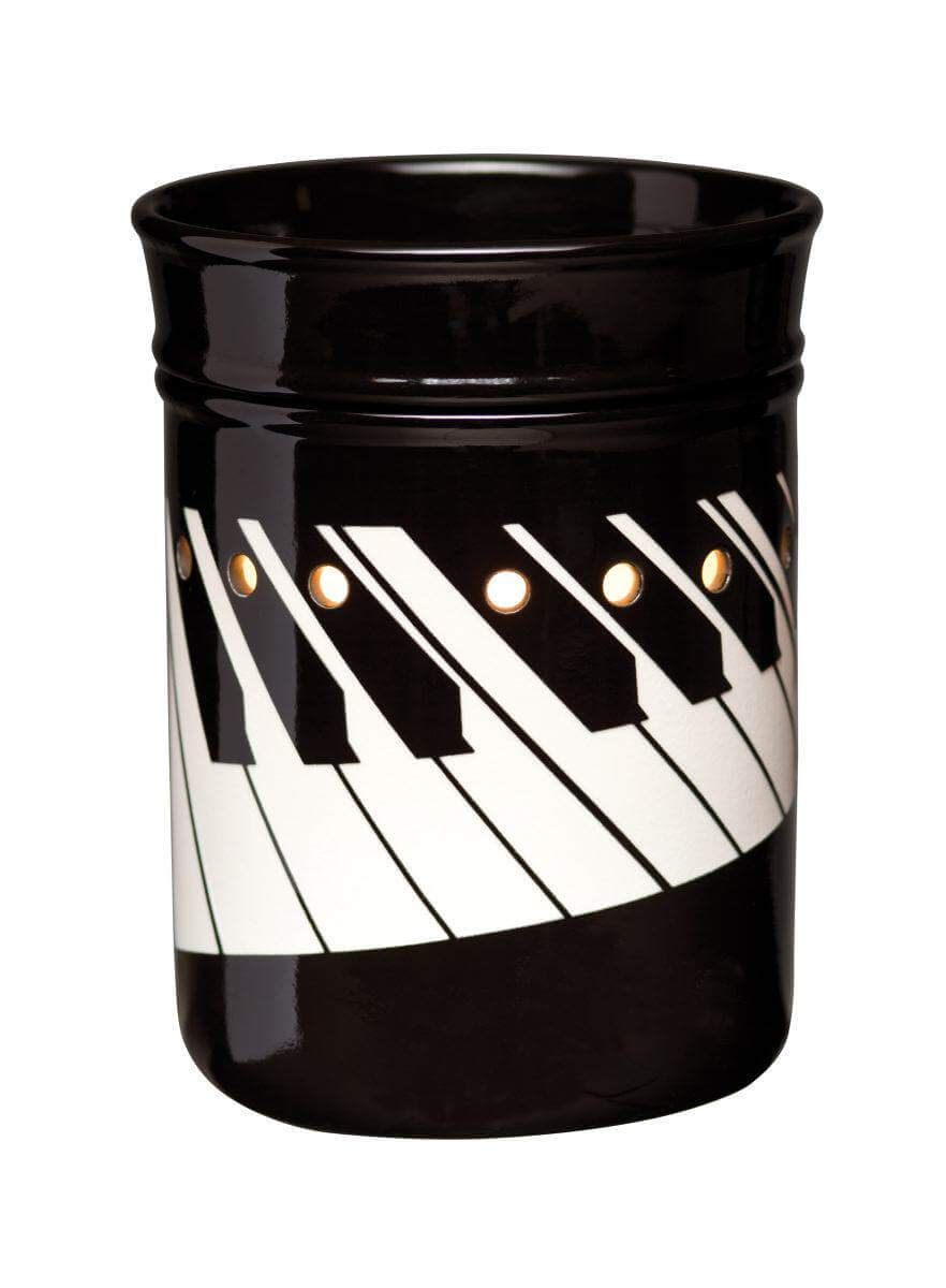 Scentsy Piano Warmer Baby Grand