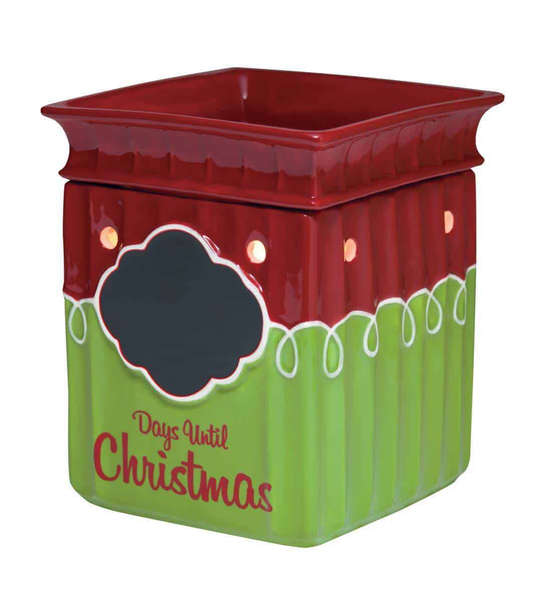 scentsy tis the season warmer