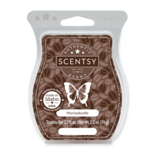 scentsy mochadoodle scent