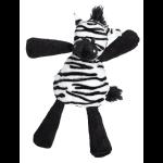 zebra stuffed animal
