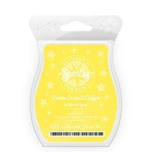 Lemon Coconut Chiffon