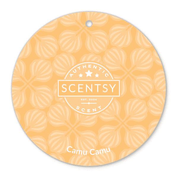 scentsy camu camu scent circle