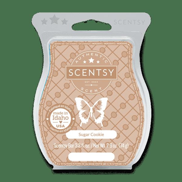 scentsy wax sugar cookie