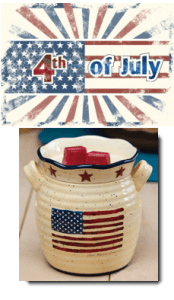 Scentsy 4th of July