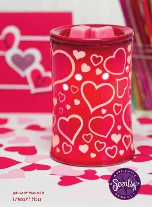 january warmer valentines day