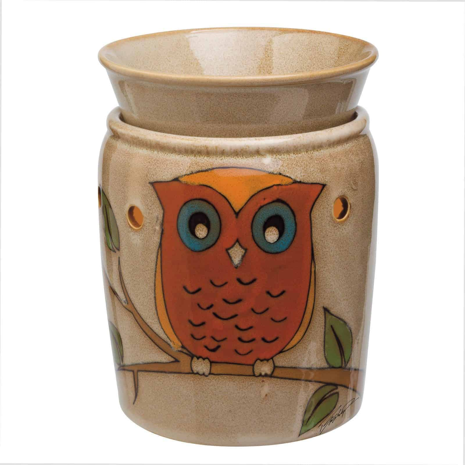Owlet Scentsy Owl Candle Warmer Buy Scentsy Online