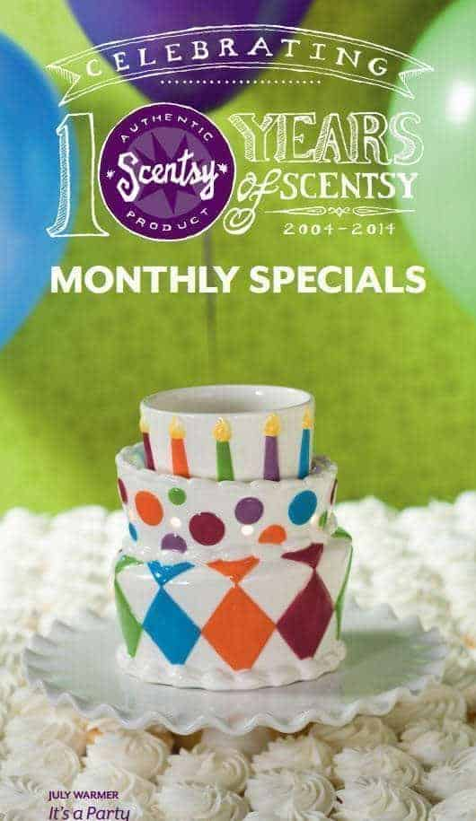 scentsy july party