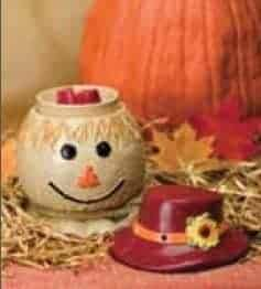 scarecrow warmer no hat