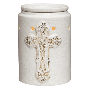 Antique Cross Warmer