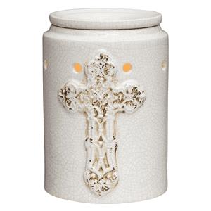 antique cross warmer