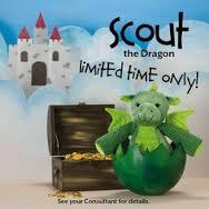 scentsy dragon