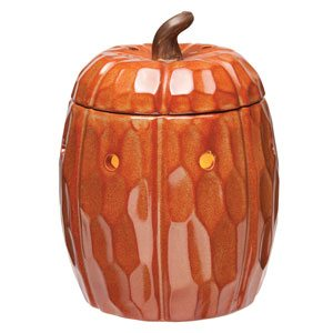 scentsy pumpkin candle