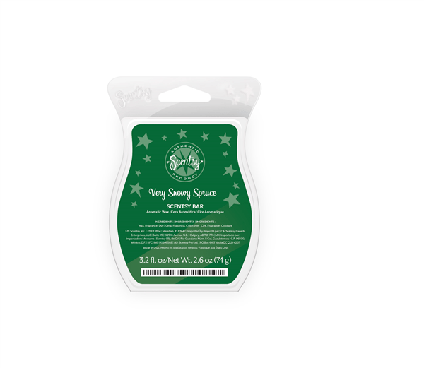 Scentsy spruce