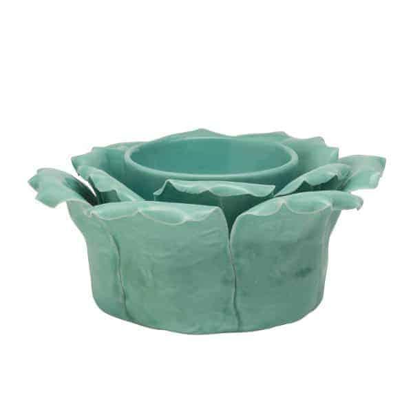 Petal Green Scentsy Element Warmer