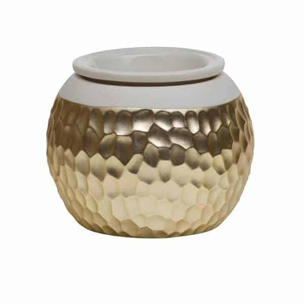 how to clean wax off scentsy warmer
