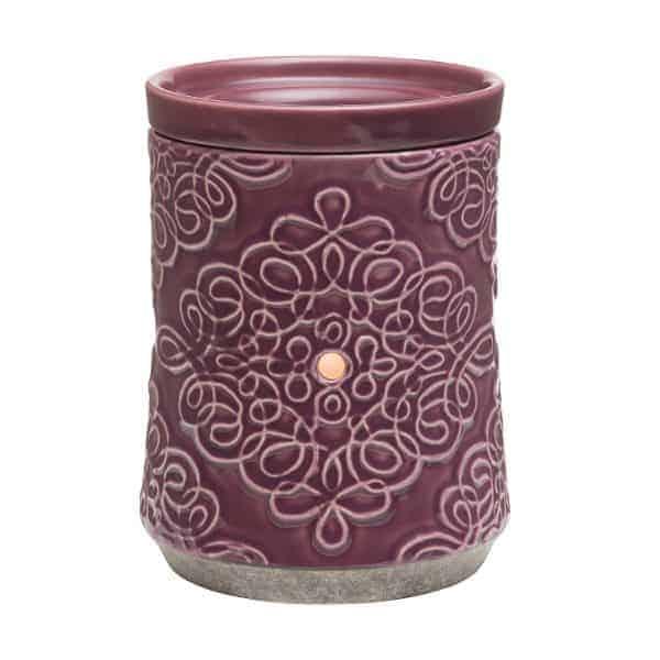 Thistle Scentsy Purple Warmer