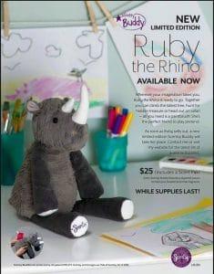 Scentsy Rhino