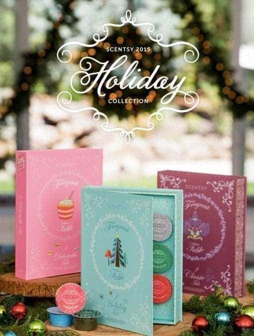 scentsy christmas