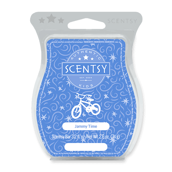 scentsy jammy time wax
