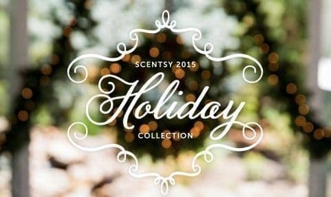 Holiday Christmas Scentsy