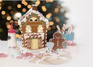 scentsy gingerbread