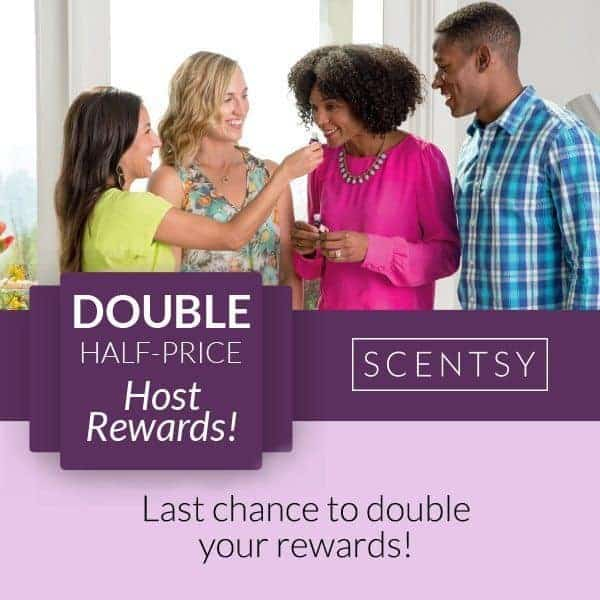 scentsy rewards party