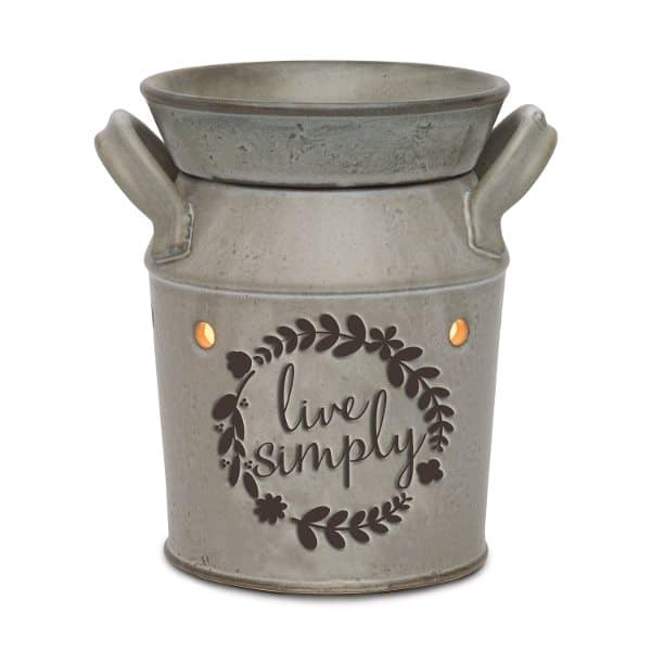 Live Simply Scentsy Candles Online