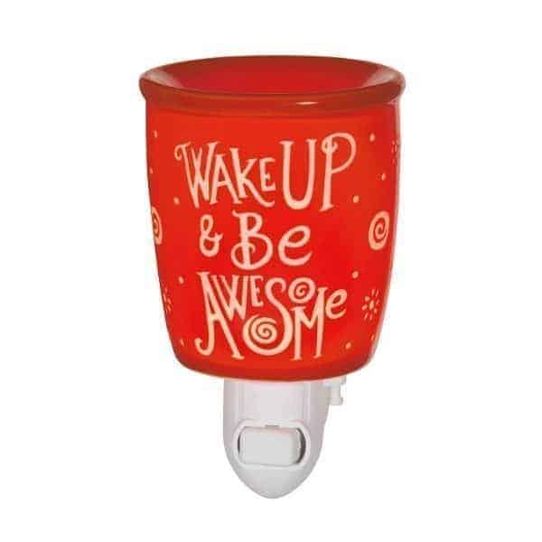 nightlight scentsy wakeup