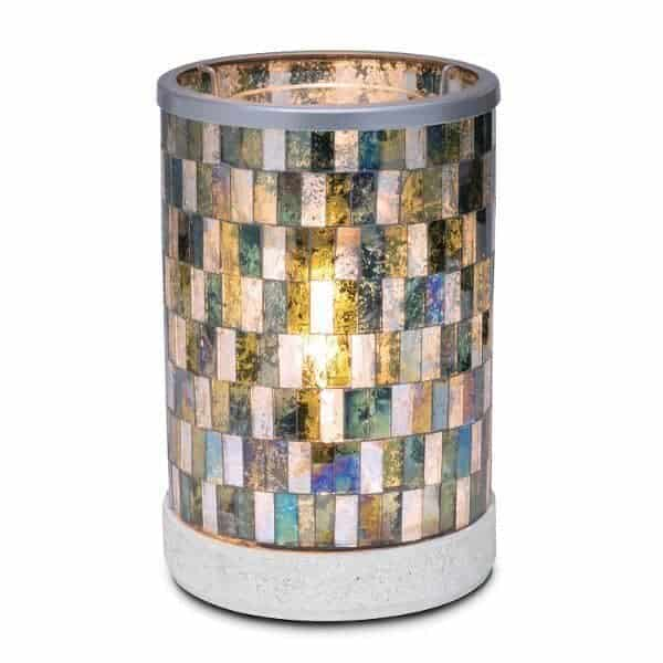 Scentsy Mosaic Warmer Ocean Mosaic Scentsy Online Store