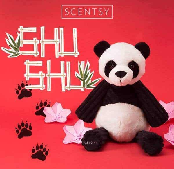scentsy panda