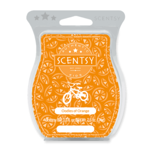 orange scentsy oodles