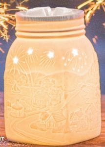 scentsy celebrate june warmer