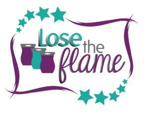 scentsy logo lose the flame