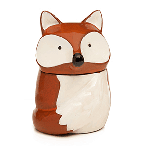 scentsy fox warmer