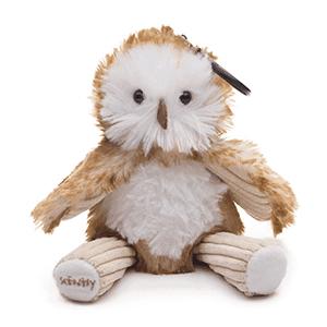 owl buddy clip