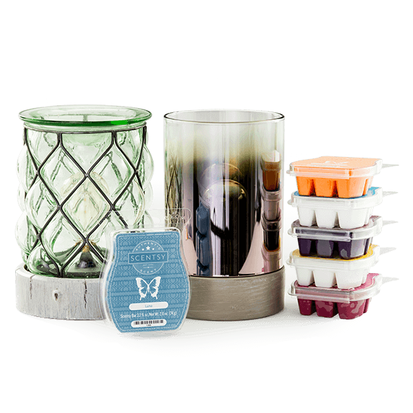 Perfect Scentsy – $45 Warmers
