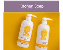 cleankitchensoap