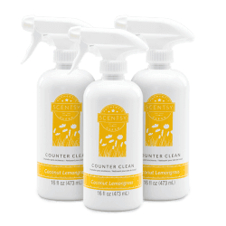 counter cleaner scentsy pack