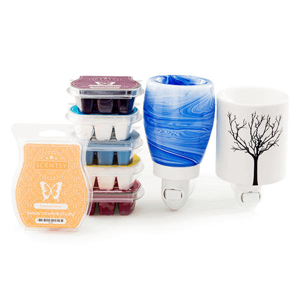 Perfect Scentsy – $20 Warmers