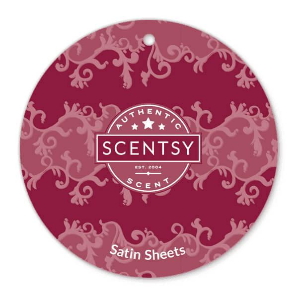 Satin Sheets Scent Circle