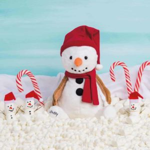 Scentsy Snowman