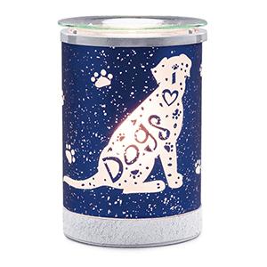 scentsy dog warmer